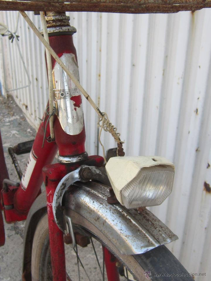 Coleccionismo deportivo: BICICLETA TORROT PLEGABLE DE PASEO - AÑOS 70 - - Foto 2 - 45071727