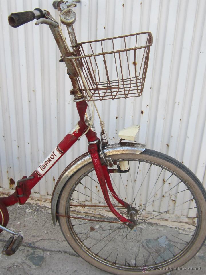 Coleccionismo deportivo: BICICLETA TORROT PLEGABLE DE PASEO - AÑOS 70 - - Foto 3 - 45071727