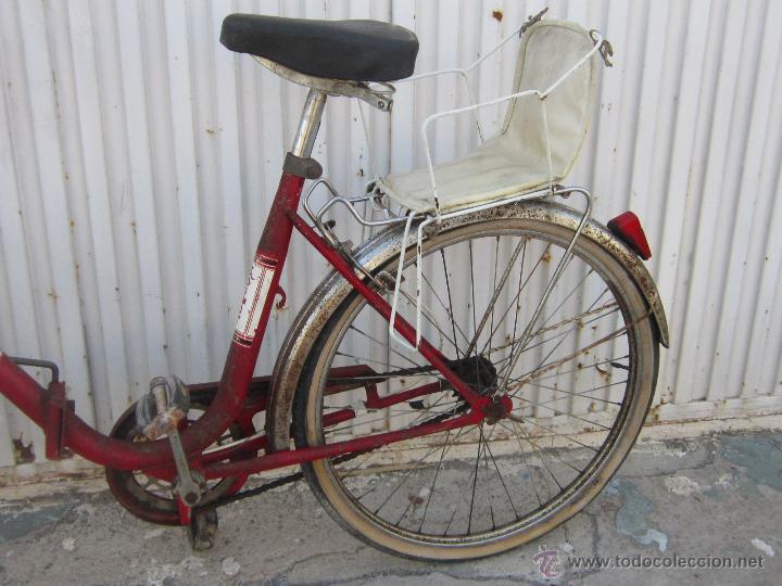 Coleccionismo deportivo: BICICLETA TORROT PLEGABLE DE PASEO - AÑOS 70 - - Foto 4 - 45071727