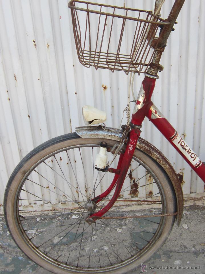Coleccionismo deportivo: BICICLETA TORROT PLEGABLE DE PASEO - AÑOS 70 - - Foto 7 - 45071727