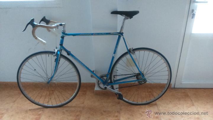 Coleccionismo deportivo: Bicicleta carreras Orbea sierra nevada año 89 - Foto 2 - 39523729