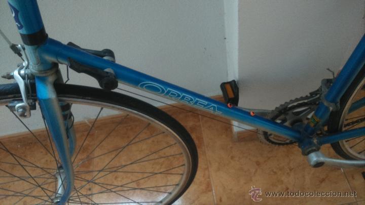 Coleccionismo deportivo: Bicicleta carreras Orbea sierra nevada año 89 - Foto 4 - 39523729