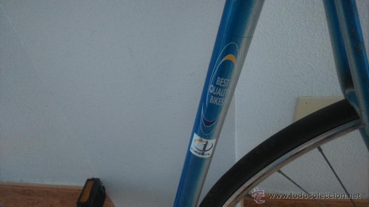 Coleccionismo deportivo: Bicicleta carreras Orbea sierra nevada año 89 - Foto 5 - 39523729