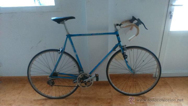 Coleccionismo deportivo: Bicicleta carreras Orbea sierra nevada año 89 - Foto 7 - 39523729