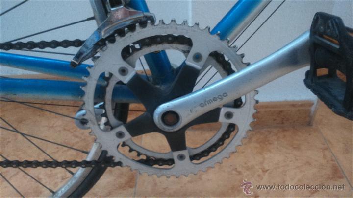 Coleccionismo deportivo: Bicicleta carreras Orbea sierra nevada año 89 - Foto 8 - 39523729