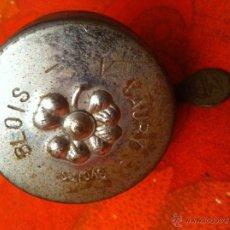 Coleccionismo deportivo: TIMBRE BICICLETA ANTIGUO. Lote 46790052