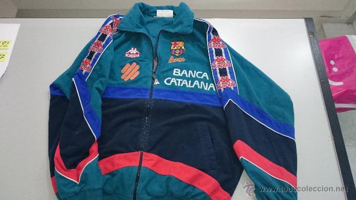 Banca Catalana Subasta Chaqueta c K F En Barcelona Vendido Chandal wqAOqI 4c8fb2457408e