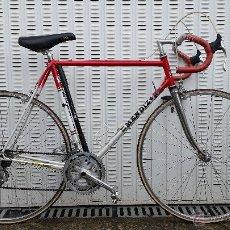Coleccionismo deportivo: BICICLETA ANTIGUA MENDIZ MUY BUSCADA Y DE CALIDAD.AÑO 1984 APROX. Lote 48125670