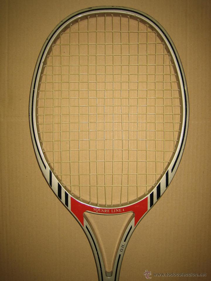 Coleccionismo deportivo: Raqueta de tenis Dunlop - Foto 5 - 49244365