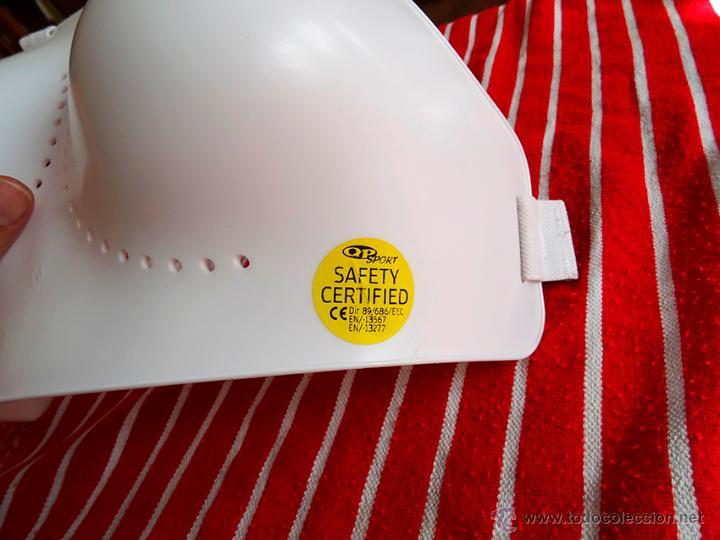 Coleccionismo deportivo: protector deportivo para el pecho femenino...seguridad en el deporte - Foto 2 - 51733021