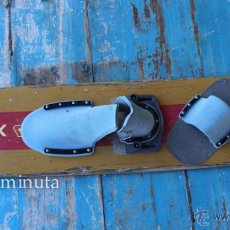 Coleccionismo deportivo: ANTIGUA TABLA DE SNOW BOARD EN MADERA - MARCA REFLEX - FIGURES 73 COMPETICION - HAUTE PERFOMANCE - A. Lote 52666610