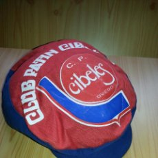 Coleccionismo deportivo: GORRA CLUB PATÍN CIBELES. Lote 54437422