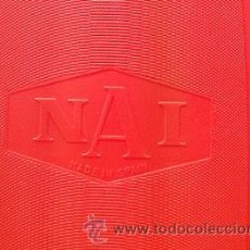 Coleccionismo deportivo: MONOPATIN VINTAGE AÑOS 70-80 MARCA NAI SKATE SKATEBOARD TIPO SANCHESKI NARANJA. Lote 54538789