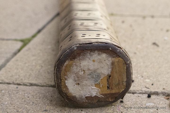 Coleccionismo deportivo: Raqueta de madera Maxply Dunlop - Foto 4 - 54598151