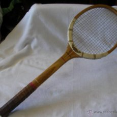 Coleccionismo deportivo: ANTIGUA RAQUETA DE TENIS MAXPLY DUNLOP. Lote 55066704
