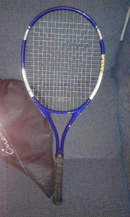 RAQUETA TENIS (Coleccionismo Deportivo - Material Deportivo - Otros deportes)