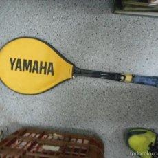 Coleccionismo deportivo: RAQUETA TENIS YAMAHA. Lote 56907089