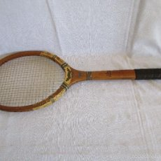 Coleccionismo deportivo: ANTIGUA RAQUETA TENIS DUNLOP MAXPLY MODEL TOURNAMENT. Lote 56961037