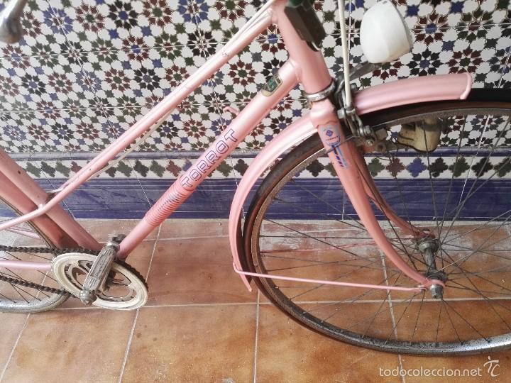 Coleccionismo deportivo: bicicleta torrot - Foto 3 - 57164166