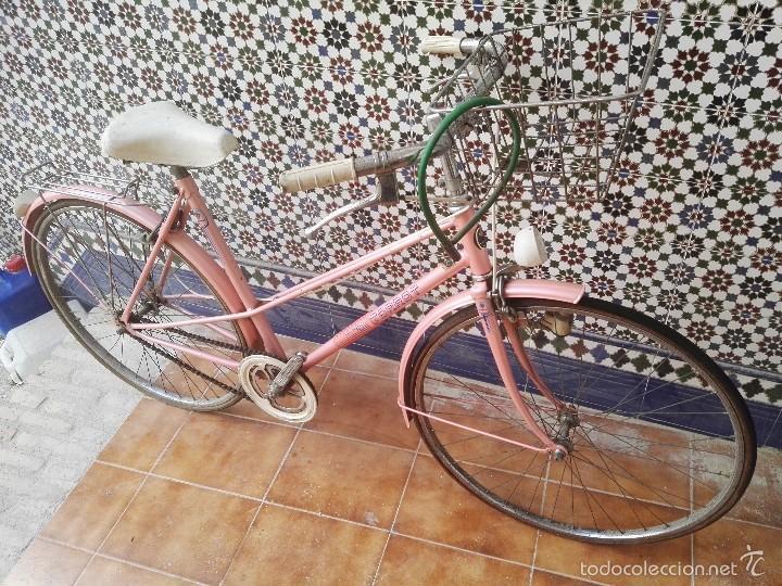 Coleccionismo deportivo: bicicleta torrot - Foto 4 - 57164166
