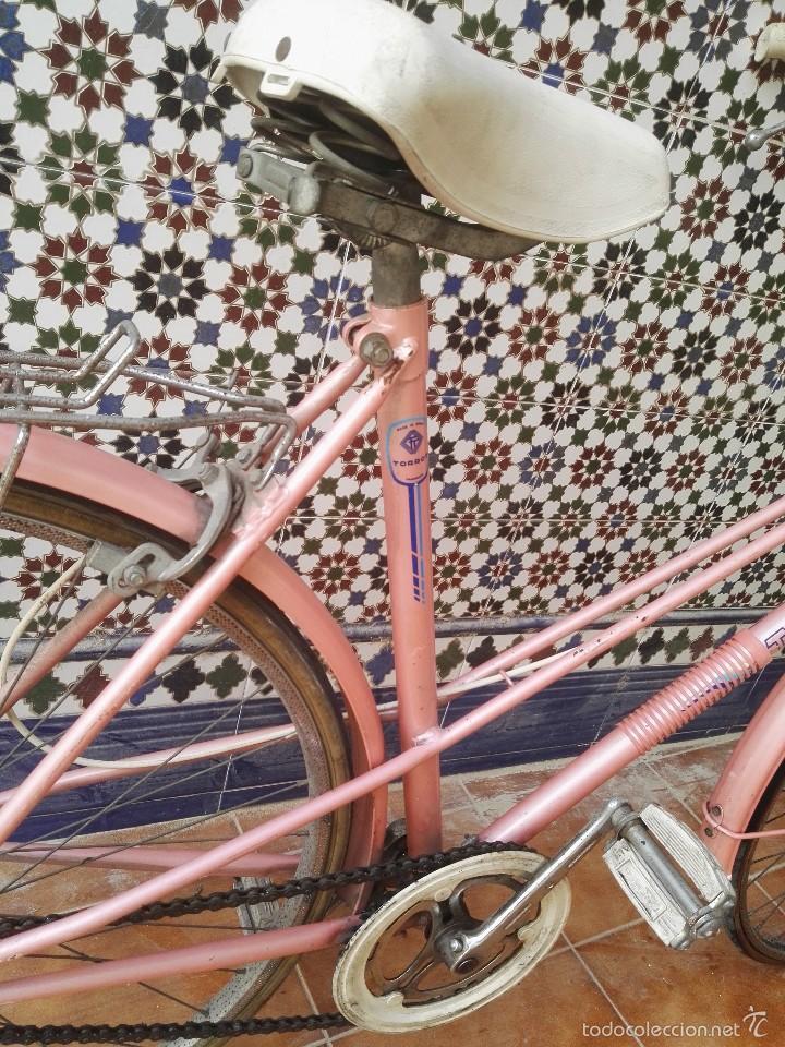 Coleccionismo deportivo: bicicleta torrot - Foto 6 - 57164166