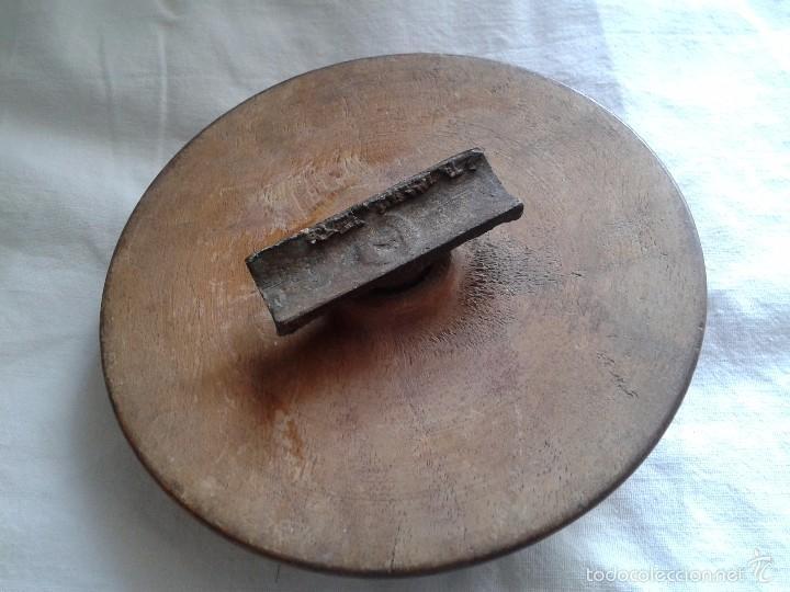 Coleccionismo deportivo: Antiguo carrete de pesca - Foto 2 - 57407371