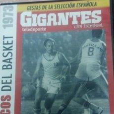 Coleccionismo deportivo: CLASICOS DEL BASKET - GIGANTES DEL BASKET - CAE EL GIGANTE SOVIÉTICO 04/12/1973.. Lote 57517699