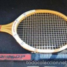 Coleccionismo deportivo: RAQUETAS TENIS AÑOS 70 DUNLOP .. Lote 58088213