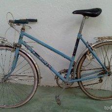 Coleccionismo deportivo - Bicicleta orbea. Homenaje a Raimond Delisle, Francia. Años 60 - 60835751