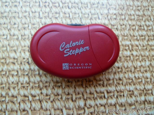 Podómetro digital con contador de calorías segunda mano