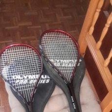 Coleccionismo deportivo: RAQUETAS DE BADMINTON . Lote 62267794