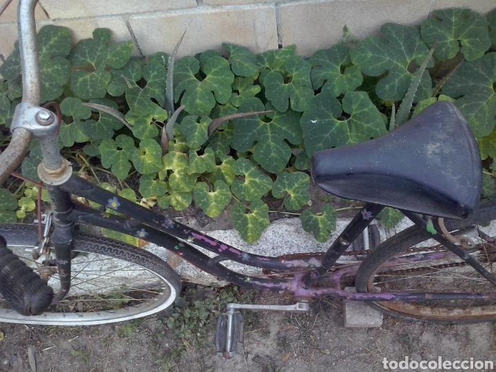 Coleccionismo deportivo: Bicicleta BH años 60 - Foto 2 - 64080507