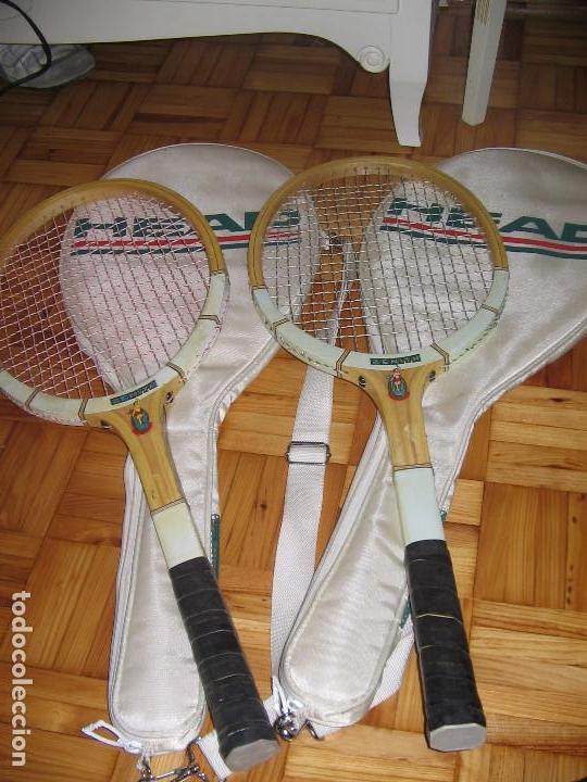 RAQUETAS DE TENIS (Coleccionismo Deportivo - Material Deportivo - Otros deportes)