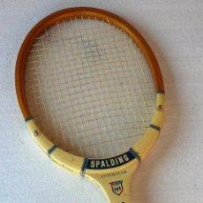 Coleccionismo deportivo - RAQUETA TENIS SPALDING OF BELGIUM INTERCLUB - 65740526