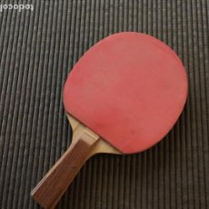 Coleccionismo deportivo: PALETA PALA TENIS DE MESA PIN PON. Lote 66515842
