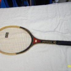 Coleccionismo deportivo: RAQUETA TENIS DUNLOP. Lote 56126168