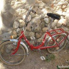 Coleccionismo deportivo: BICICLETA DE PASEO ORBEA INFANTIL - MUY BUEN ESTADO. Lote 69122925