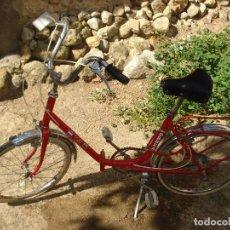 Coleccionismo deportivo: BICICLETA DE PASEO ORBEA RETRO - MUY BIEN CONSERVADA. Lote 69124109