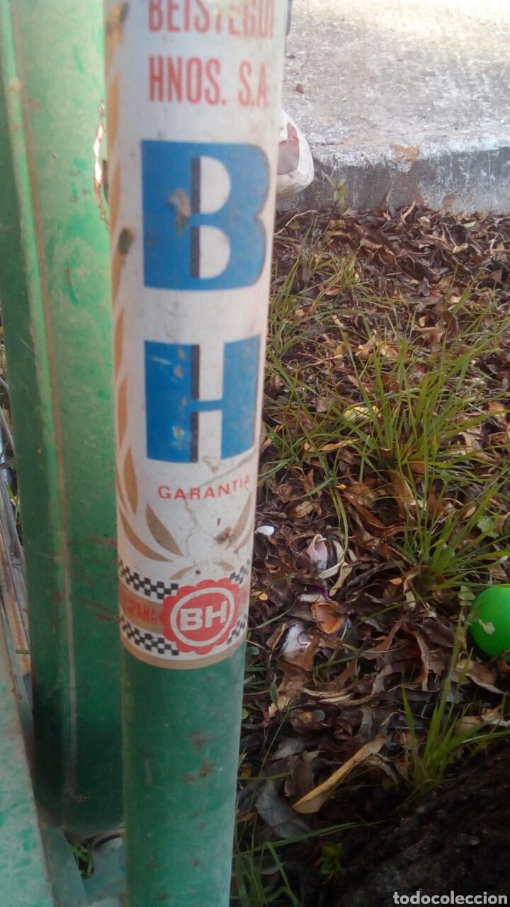 Coleccionismo deportivo: Bicicleta BH completa pero para restaurar. - Foto 6 - 72381631
