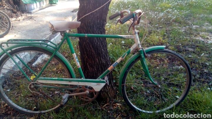 Coleccionismo deportivo: Bicicleta BH completa pero para restaurar. - Foto 8 - 72381631