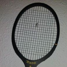 Coleccionismo deportivo: RAQUETA RENO. Lote 72867051
