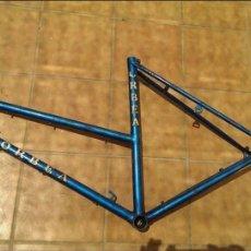 Coleccionismo deportivo - cuadro bicicleta clasica orbea - 73979571