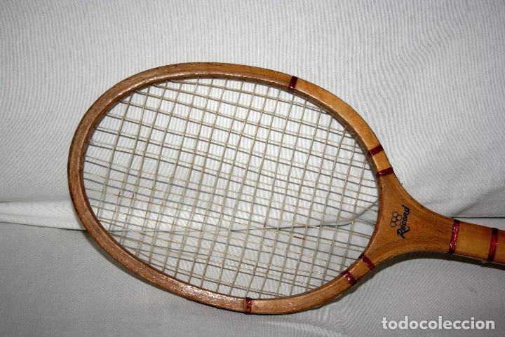 Coleccionismo deportivo: ANTIGUA RAQUETA DE TENIS AÑO 70 - 80 - Foto 3 - 111332506