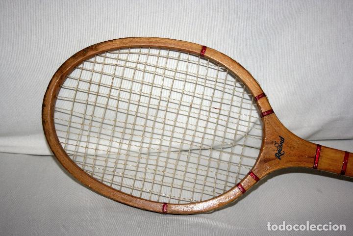 Coleccionismo deportivo: ANTIGUA RAQUETA DE TENIS AÑO 70 - 80 - Foto 6 - 111332506