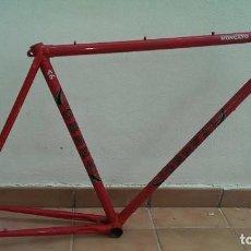 Coleccionismo deportivo - cuadro bicicleta orbea carretera - 81732728