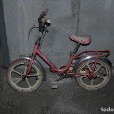 Coleccionismo deportivo: BICICLETA VINTAGE RETRO BH PASEO AÑOS 80 VER FOTOS. Lote 82074228