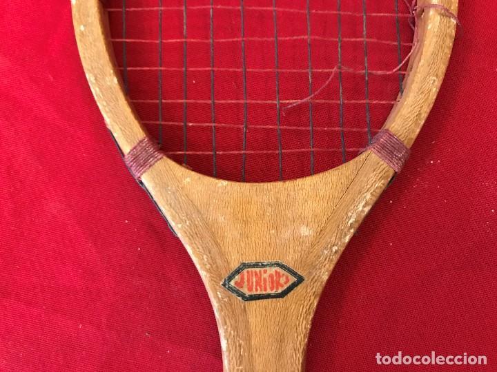 Coleccionismo deportivo: Pareja de raquetas - Foto 2 - 84000400