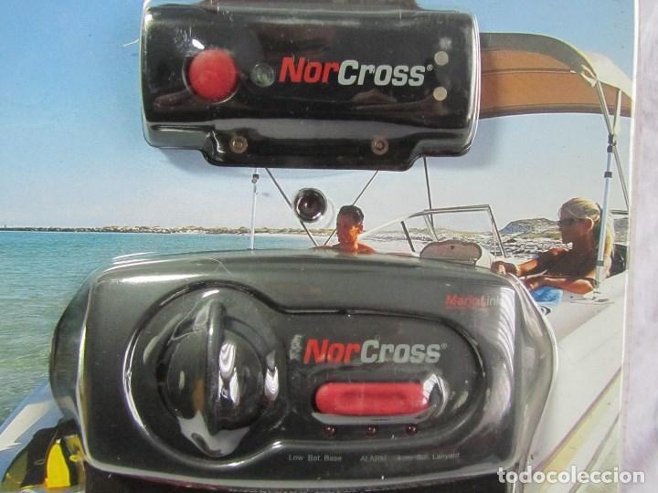 Coleccionismo deportivo: Alerta inalambrica de seguridad para esquiadores acuáticos NorCross - Foto 2 - 86394012
