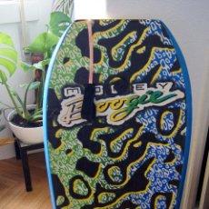 Coleccionismo deportivo: TABLA COLECCIONISTA VINTAGE BODYBOARD SURF MOOREY BOOGIE AÑOS 90. Lote 202428516