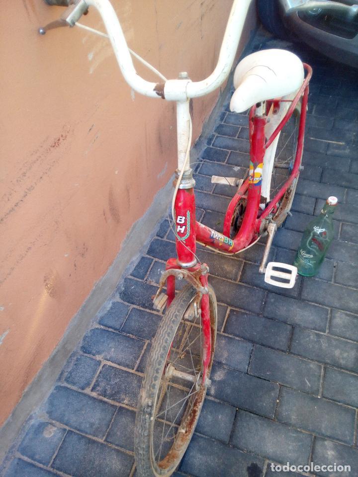Coleccionismo deportivo: Antigua bicicleta BH HAPPY - Foto 4 - 93641685
